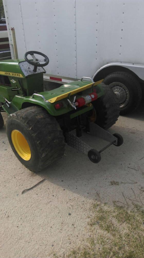 Douglas Garden Tractor Pulling Wheels : Classifieds