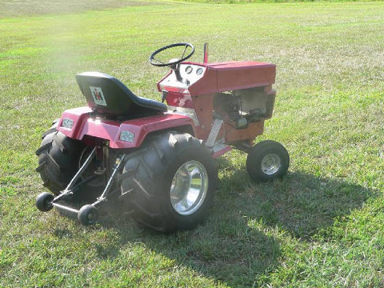 Vogel Pulling Tires : Classifieds